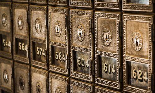 Ile kosztuje skrytka bankowa?